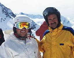skiing - David M. Rizk - El Paso